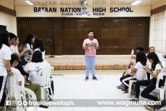 Bataan National HS: Love Revo Workshop