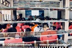 Love Revolution Talk at Joy Christian School