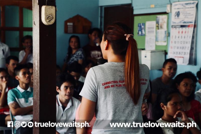 Love Revolution Talk at The Potter's House Church
